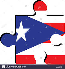 Puerto Rico Flag Isolated Puerto Rico Flag Stock Vector Art U0026 Illustration Vector