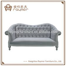 Tufted Chesterfield Sofa by Birch Round Arm Grey French Style Loveseat Tufted Chesterfield