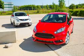 this or that 2014 ford fiesta st vs 2013 nissan juke nismo