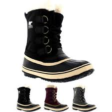 s waterproof boots uk womens sorel winter carnival duck winter wool waterproof