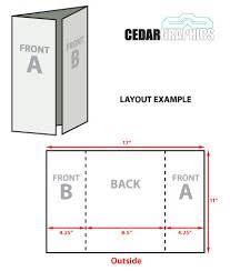 gate fold brochure template tri fold brochure template indesign indesign tri fold brochure