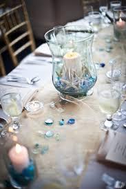 wedding decoration chic decorating ideas using cylinder glass