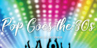 pop goes the 80s christmas party nights treetops pavilion