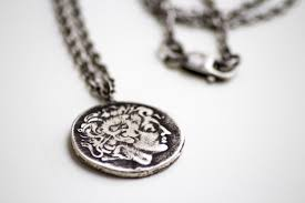 great necklace the great coin pendant men s pendant ancient