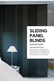 sliding panels for sliding glass door best 25 sliding panel blinds ideas on pinterest unique window