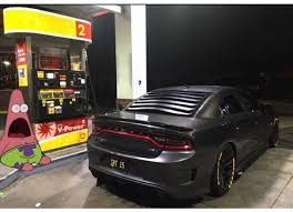 dodge charger louvers where can i find this rear window grill and diffuser srt