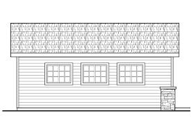 cottage house plans garage w shop 20 190 associated designs
