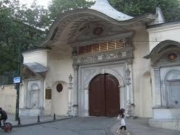 Ottoman Porte Sublime Porte Istanbul