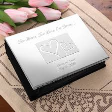 personalized wedding photo albums engraved silver wedding photo album after