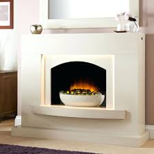fresno electric fireplace tv stand in white finish amazon stone