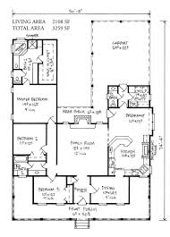 Country Cottage Floor Plans 100 One Story Country House Plans Home Design One Story