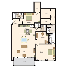 great room floor plans floor plans the museum tower luxury high rise apartments living