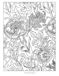 georgia o keeffe coloring pages william morris coloring book
