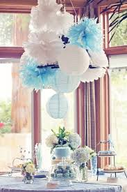 Blue Baby Shower Decorations Boy Baby Shower 3 Table Decorations Founterior
