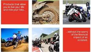 types of motocross bikes motorbike rider sports insurance and personal injury plans for