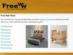 Woodworking Plans Bedroom Furniture Free by Freeww Com Sample Free Woodworking Plans