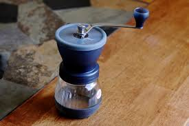 Hario Mini Mill Slim Coffee Grinder Gadget Review Six Of The Best Hand Coffee Grinders Eater