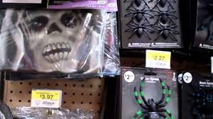 halloween decorations at walmart u0026 bj u0027s youtube