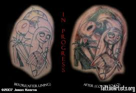 jack and sally tattoo artists org