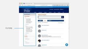 alumni website software duke study linkedin alumni connect