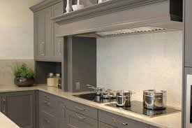 kitchen cabinets with backsplash gray cabinets design ideas