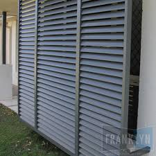 Aluminium Awnings Brisbane Louvre Privacy Screen Franklyn Blinds Awnings Security