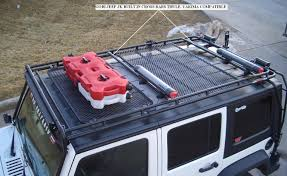 Baja Rack Fj Cruiser Ladder by Gobi Jeep Jk Rack Stealth U0026 Ranger Roof Rack Expedition