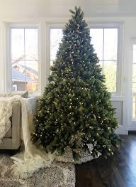 how many feet of lights for christmas tree christmas ideas