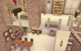 factory loft residencial tamanho do lote 30 x 20 nao tem loft the sims 4 via sims casa minimal