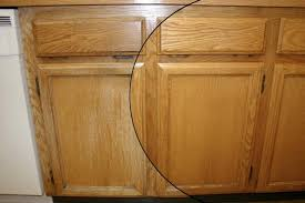 Kitchen Cabinet Restaining by Cabinet Renewal
