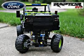 Ford Raptor Monster Truck - lego ideas ford raptor r c