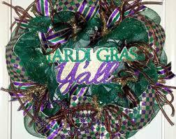 mardi gras decorations clearance deco mesh mardi gras wreath mardi gras door wreath mardi