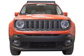Led Lights For Jeeps Jeep Renegade Led Light Bar Kevinsoffroad Com