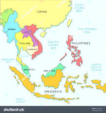 Southwest Asia Map by Southwest Asia Map Quiz Endearing Enchanting Southeast Asia Map