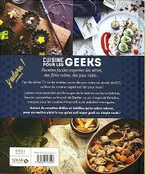 cuisine fr3 recettes recette de cuisine sur 3 unique livre cuisine pour les geeks