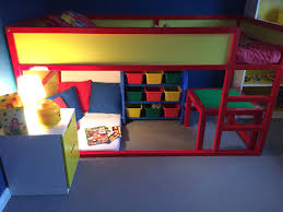 kura hack ideas lego bedroom completed ikea kura bed hack milos room ikea kura