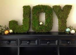 moss covered letters moss covered letters happy happy nester