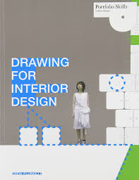amazon com drawing for interior design portfolio skills