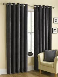 puerto ready made eyelet curtains