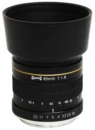 amazon com opteka 85mm f 1 8 manual focus aspherical medium