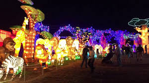 magical winter lights tickets magical winter lights display in houston tx dec 2015 youtube