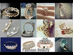 design silver rings images Stylish gold and silver rings design for girls 2017 18 jpg