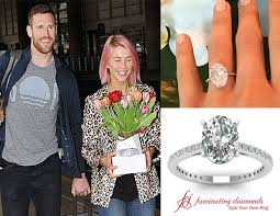 julianne hough engagement ring the story julianne houghs 5 carat engagement ring from