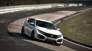you u0027ll never guess why the 2017 honda civic type r has this off