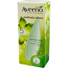 aveeno active naturals positively radiant eye illuminator 0 5