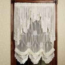 Khaki Curtains Balloon Curtains For Living Room Lace Curtains Samoa Premium