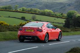 toyota 86 toyota gt86 orange edition released in the u k the drive