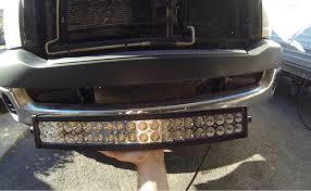 99 dodge ram led lights dodge lightbar install