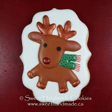 55 best christmas themed decorated cookies images on pinterest