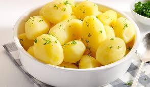 cuisiner la pomme recette facile et diététique de pommes de terre vapeur